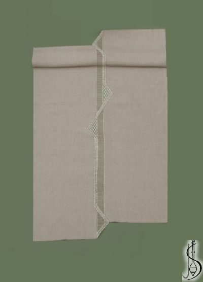 Large, rectangular table-cloth No. 10522 